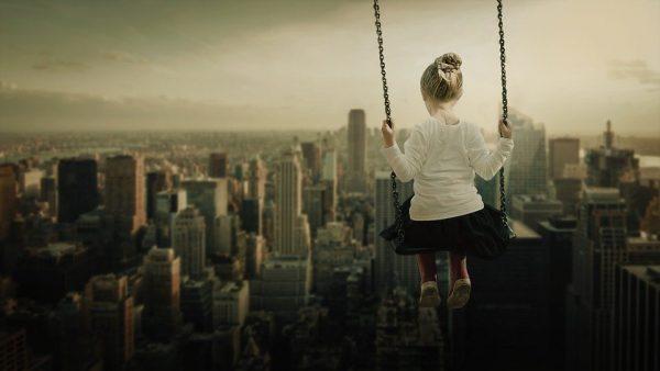 Nowadays most people die of a sort …